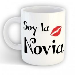Taza Soy La Novia
