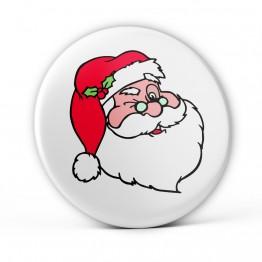 Chapa Cara de Papá Noel