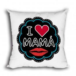 cojin I Love Mamá