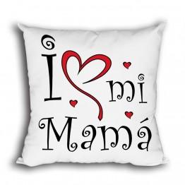 cojin Love Mi Mamá