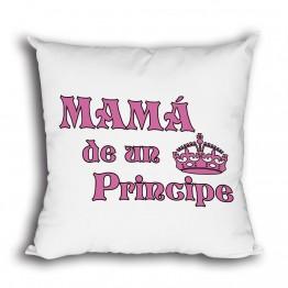cojin Mamá De Un Principe