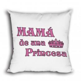 cojin Mamá De Una Princesa