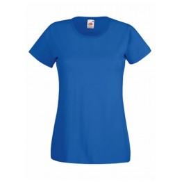 Camiseta Valueweight Mujer Azul Real