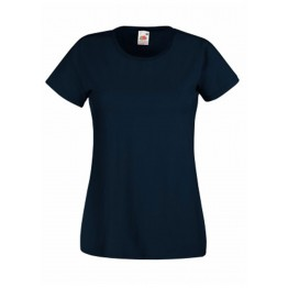 Camiseta  Valueweight Mujer Marino Oscuro