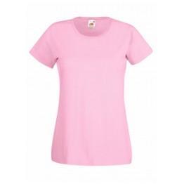 Camiseta Valueweight Mujer rosa