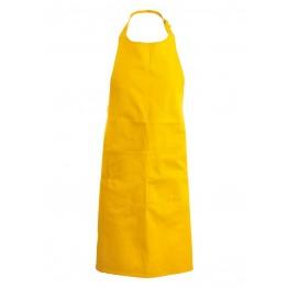 Delantal Para Personalizar amarillo