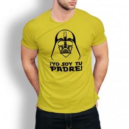 Camiseta hombre YO SOY TU PADRE