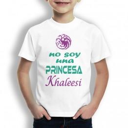 camiseta Princesa Khaleesi NIÑO